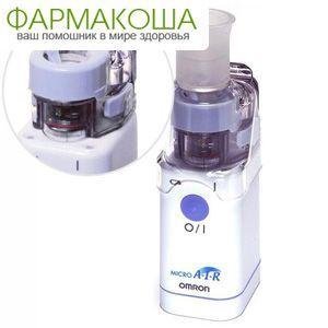 Інгалятор електронно-сітчастий ne-u22 micro aircompact (omron, японія)