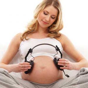 Класична музика і вагітність