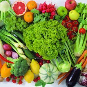 Харчуємося правильно - рослинні продукти