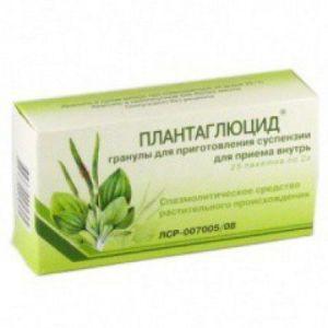 Плантаглюцид (plantaglucidum)