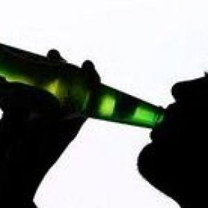Туберкульоз в осіб страждають на алкоголізм