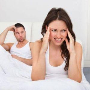 Виникнення головного болю після сексу