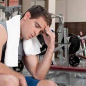 Заняття спортом і головний біль